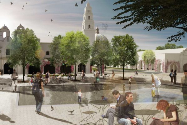Friends of Balboa Park Supports the Plaza de Panama Project